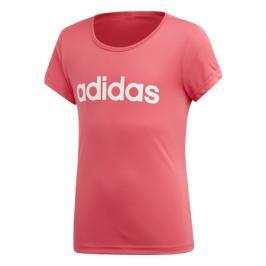 Dívčí tričko adidas Core růžové