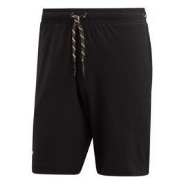 Pánské šortky adidas NY Solid Black