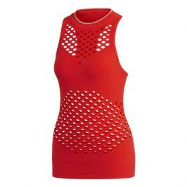 Dámské tílko adidas SMC Seamless Tank Red