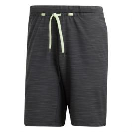 Pánské šortky adidas NY Melange Short Carbon