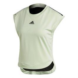 Dámské tričko adidas NY Womens Tee Light Green - vel. S