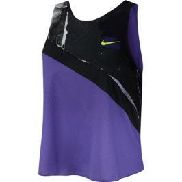 Dámské tílko Nike Court 2in1 Tank NY Purple/Black
