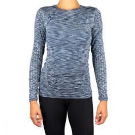 Dámské tričko Endurance Ascoli Seamless Performance Tee LS modré
