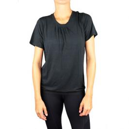 Dámské tričko Endurance Athlecia Mentawa Loose Fit Tee černé