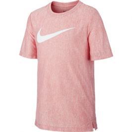Chlapecké tričko Nike Dry Top SS červené