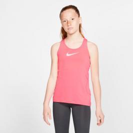 Dívčí tílko Nike Pro Tank růžové