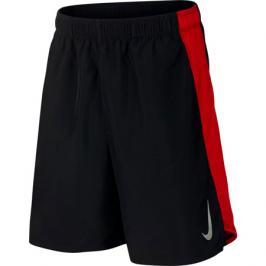 Chlapecké šortky Nike Flex 6IN Challenger černo-červené