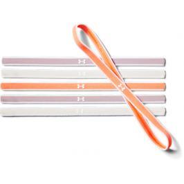 Čelenky Under Armour Mini Headband 6ks růžovo-oranžové
