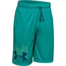 Chlapecké šortky Under Armour Prototype Logo Short zelené