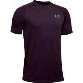 Chlapecké tričko Under Armour Tech Tee fialové