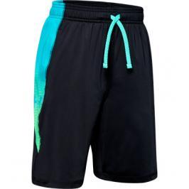 Chlapecké šortky Under Armour Raid Short černo-modré