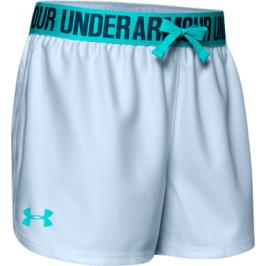 Dívčí šortky Under Armour Play Up Short modré