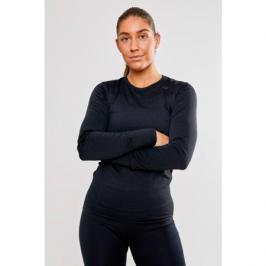 Dámské tričko Craft Fuseknit Comfort LS černé