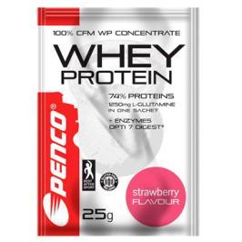 Proteinový nápoj Penco Whey Protein sáček 25 g
