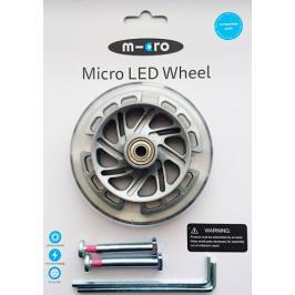Svítící LED kolečka 120 mm pro Micro Mini - 2 ks