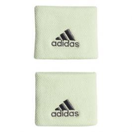 Potítka adidas Tennis Wristband Small Light Green (2 ks)