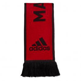 Šála adidas Manchester United FC červeno-černá