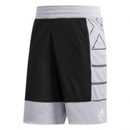 Pánské šortky adidas Harden Black/White