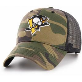 Kšiltovka 47 Brand MVP Trucker Branson NHL Pittsburgh Penguins Camo