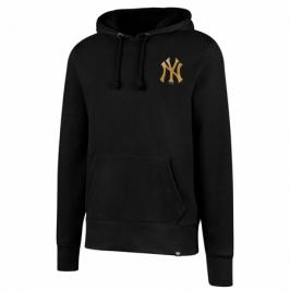 Pánská mikina s kapucí 47 Brand Metallic Hook Headline Hood MLB New York Yankees