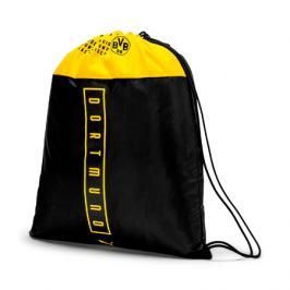 Vak Puma Fan Gym Sack Borussia Dortmund Black/Yellow