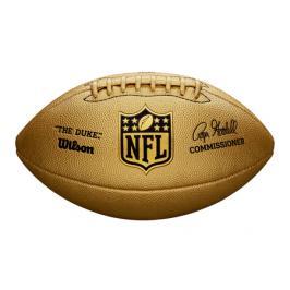 Míč Wilson NFL Duke Metallic Edition OS FB Gold
