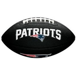 Míč Wilson NFL Mini Team Soft Touch FB BL New England Patriots