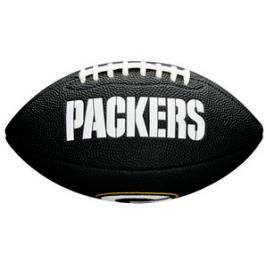 Míč Wilson NFL Mini Team Soft Touch FB BL Green Bay Packers