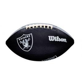 Míč Wilson NFL Team Logo FB Oakland Raiders JR