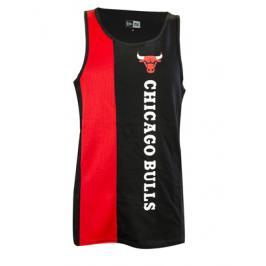 Pánské tričko bez rukávů New Era Team Wordmark Tank NBA Chicago Bulls