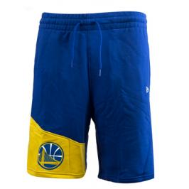 Šortky New Era Colour Block Short NBA Golden State Warriors