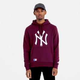 Pánská mikina New Era MLB New York Yankees Maroon