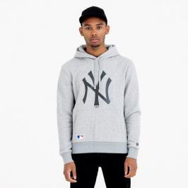 Pánská mikina New Era MLB New York Yankees Light Grey