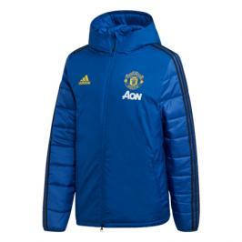 Pánská zimní bunda adidas Manchester United FC modrá
