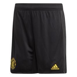 Dětské tréninkové šortky adidas Manchester United FC černé