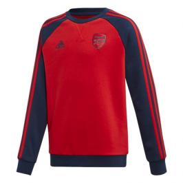 Dětská mikina adidas Arsenal FC červeno-modrá