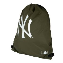 Vak New Era Gym Sack MLB New York Yankees Olive
