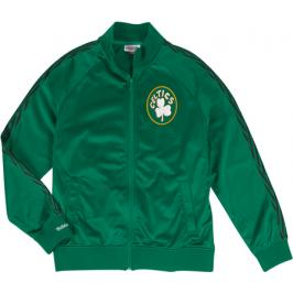 Sportovní bunda Mitchell & Ness Track Jacket NBA Boston Celtics