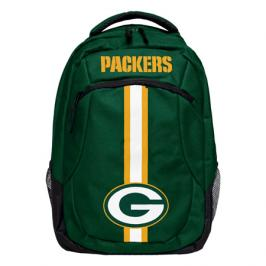Batoh Forever Collectibles Action Backpack NFL Green Bay Packers