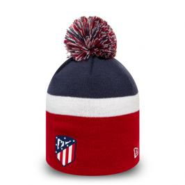 Zimní čepice New Era Skull Bobble Atlético Madrid