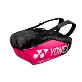 Taška na rakety Yonex 9826 Infinite Black/Pink