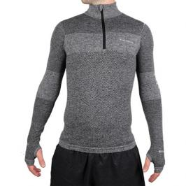 Pánská mikina Endurance Norte Performance Seamless Midlayer Black