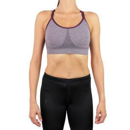 Sportovní podprsenka Endurance Megan fialová