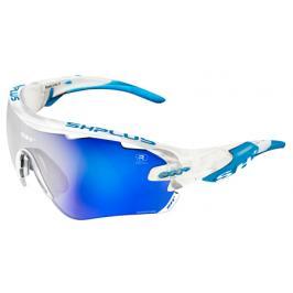 Cyklistické brýle SH+ RG 5100 Reactive Flash bílo-modré