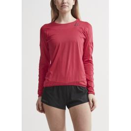 Dámské tričko Craft Shade LS růžové