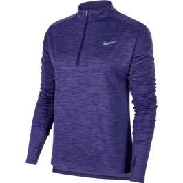 Dámská mikina Nike Pacer Top HZ fialová