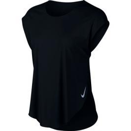 Dámské tričko Nike City Sleek Top SS černé