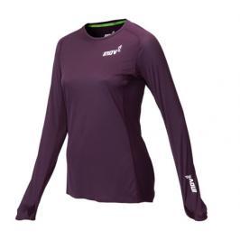 Dámské tričko Inov-8 Base Elite LS fialové