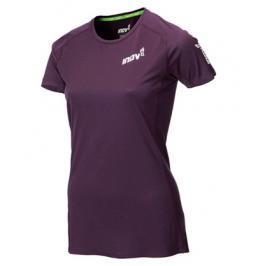 Dámské tričko Inov-8 Base Elite SS fialové