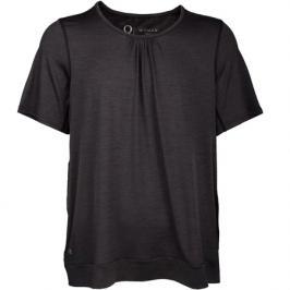 Dámské tričko Endurance Q Bree SS Melange Tee černé